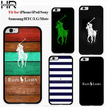 Polo Ralph Lauren Case Phone Cases Cover for iphone 4 5 5s 6s 7 7plus Samsung galaxy S3 S4 S5 S6 edge S7 A3 A5 A7 J3 J5 J7 2016