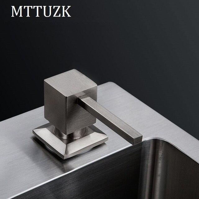 MTTUZK 100% Massivem Messing Hohe Qualität In Deck Montieren Pumpe ...