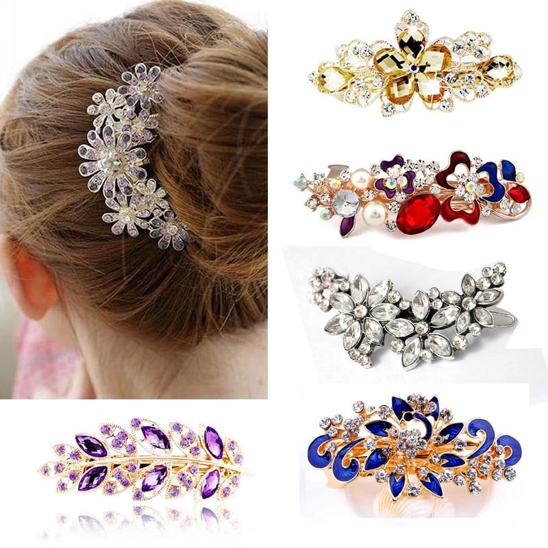 13 Styles Hair Clips For Women Girls Hairclips Headwear Headband Barrette Hairgrips Hair Ornament Hair Accessories For Ladies