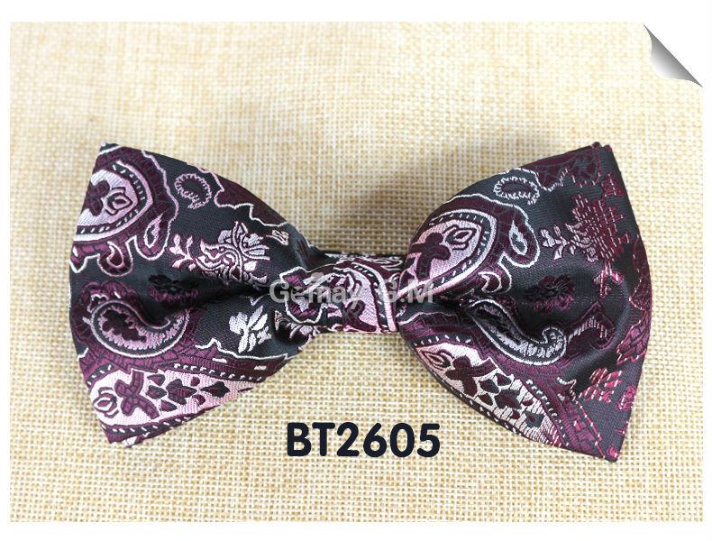 Мода кешью цветы Классический Боути для человека галстуки Регулируемая свадьба лук Галстуки полиэстер человека Bowties