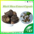 Preto Natural de Ervas Maca Cápsula Extarct 10:1 500 mg * 800 pcs