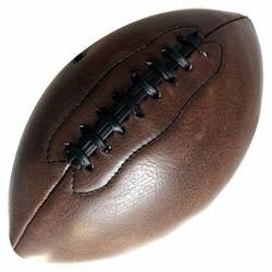 Для регби, спортивных мячей для регби американского футбола, официальный размер 9