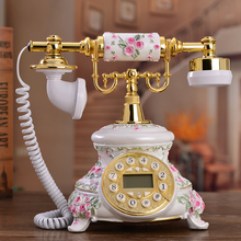 Special offer European retro fashion antique telephone landline telephone household telephone special offer pastoral telephone telephone telephone