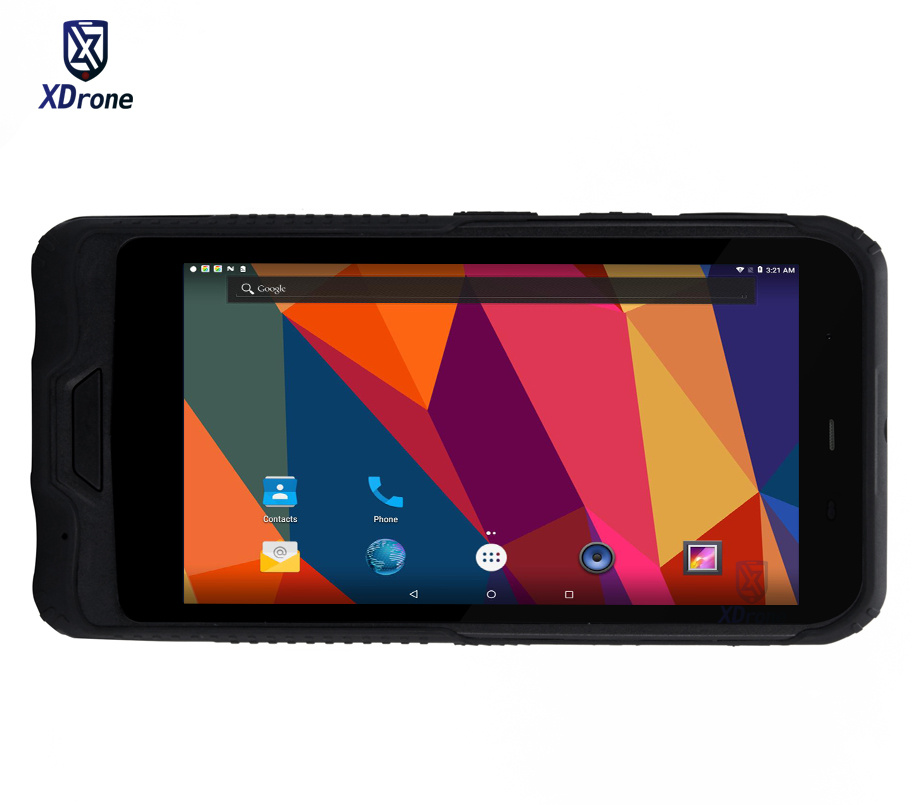 2018 KT62 IP65 Rugged Industrial Tablet PC Mini Mobile Computer Waterproof Shockproof Android 8.1 6