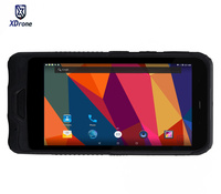 2018 KT62 IP65 Rugged industrial Tablet PC mini Mobile Computer Waterproof Shockproof Android 8.1 6 2G RAM 4G LTE Scanner GPS