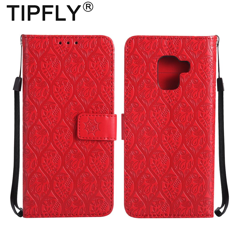 Phone Bags & Cases For Samsung Galaxy A8s Case Pu Leather Flip Phone Case For Samsung Galaxy A8s Cover