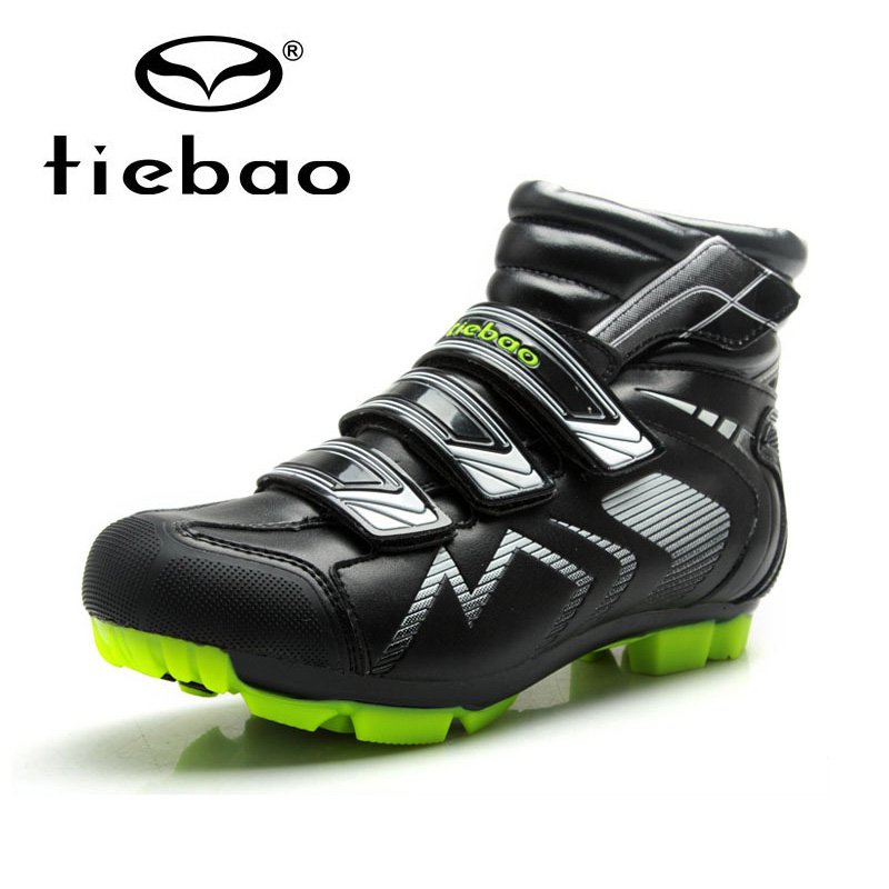 Tiebao Outdoor MTB Mountain Bike Shoes Anti-slip Windproof Cycling Shoes Boots Winter Warm Bicycle Shoes Sapatos de ciclismoTiebao Outdoor MTB Mountain Bike Shoes Anti-slip Windproof Cycling Shoes Boots Winter Warm Bicycle Shoes Sapatos de ciclismo
