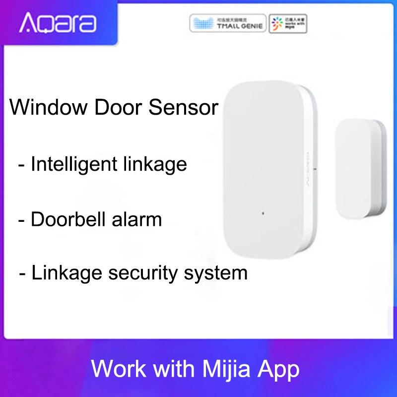 AQara Smart Window Door Sensor ZigBee Wireless Connection Multi-purpose Work With Xiaomi Smart Home Mijia / Mi Home App