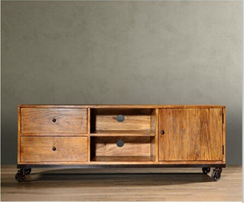 Geweldig woonkamer kast hout inspiratie woonkamer en for Houten meubels woonkamer