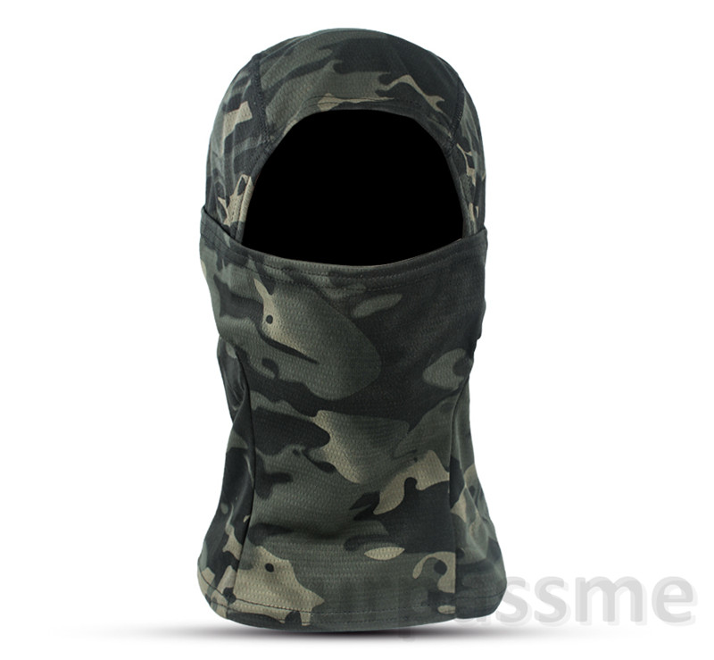 Tactical full face mask motorcycle SM030NA02