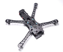 REPTILE MWC X-Mode X500 Full Carbon Fiber Alien Multicopter 500mm 500 Quadcopter Frame BlackSheep(China)