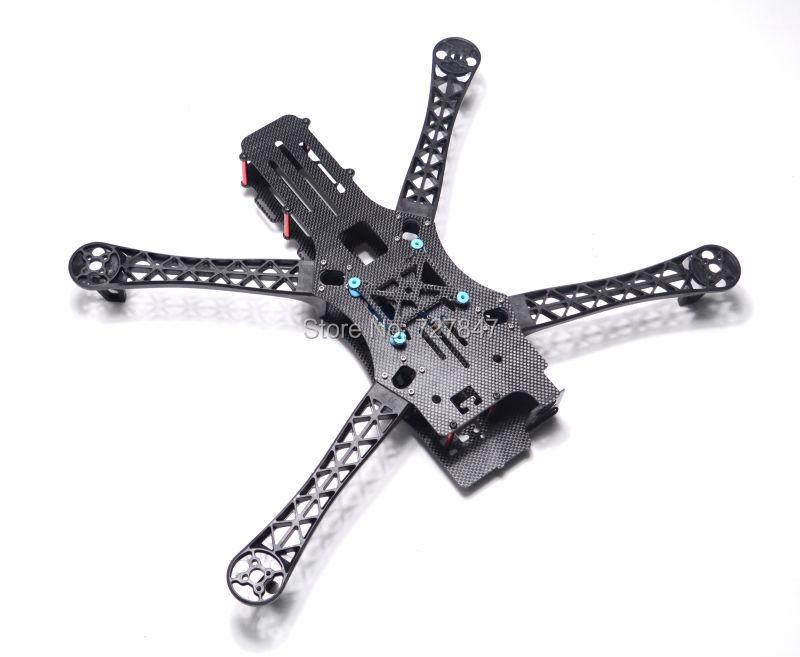 REPTILE MWC X-Mode X500 Full Carbon Fiber Alien Multicopter 500mm 500 Quadcopter Frame BlackSheep