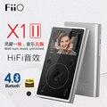 2016 fiio fx1221 x1ii x1k x1 x1 ii segunda generación de actualización versión DAC Sin Pérdidas de MP3 Bluetooth 4.0 de Alta Fidelidad Portátil Reproductor de Música MP3