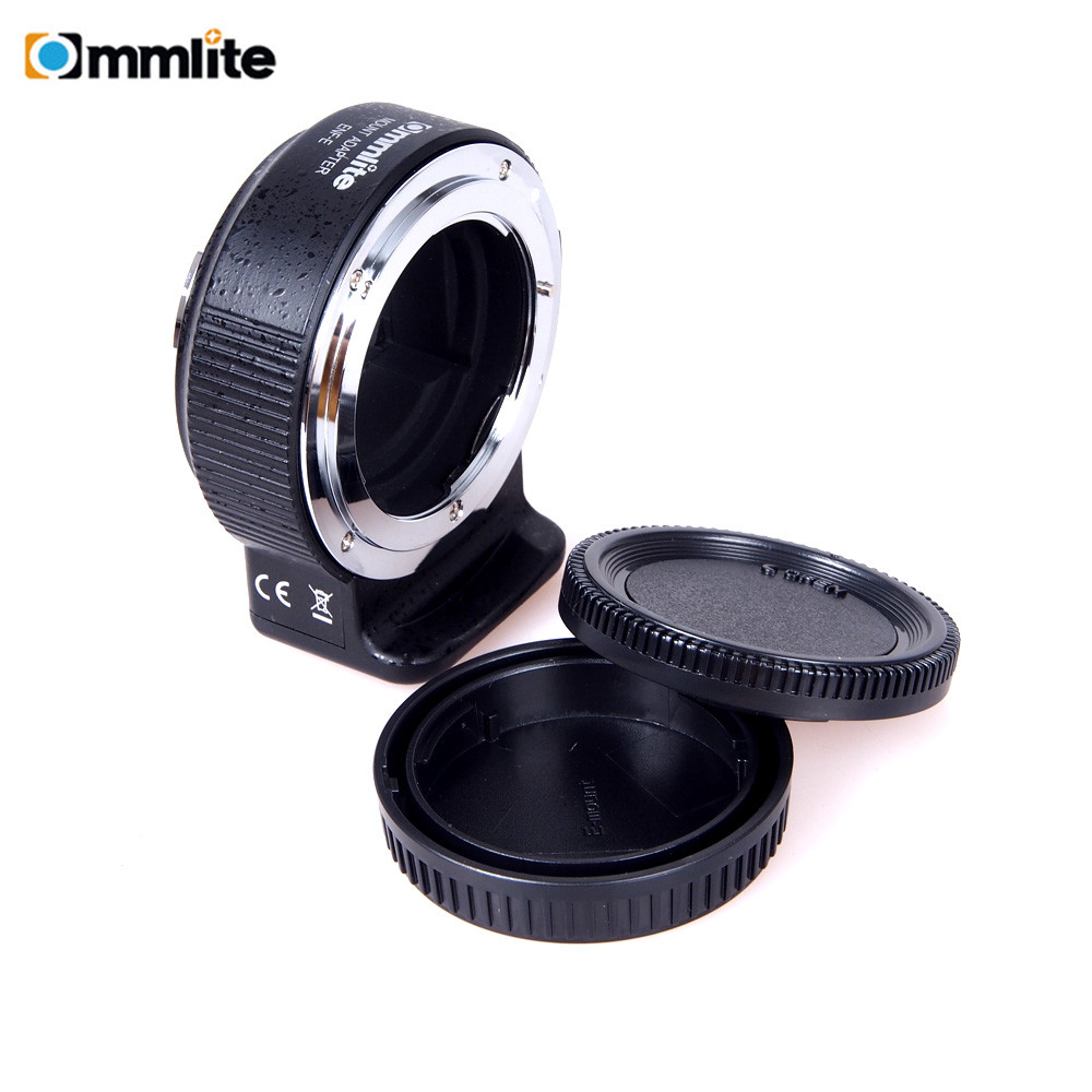 Commlite CM ENF E1 Pro автофокусом Крепление объектива адаптер для Nikon F объектив sony E крепление A9 A7II A7R3 A7M3 A7SII A6300 A6500 A6100