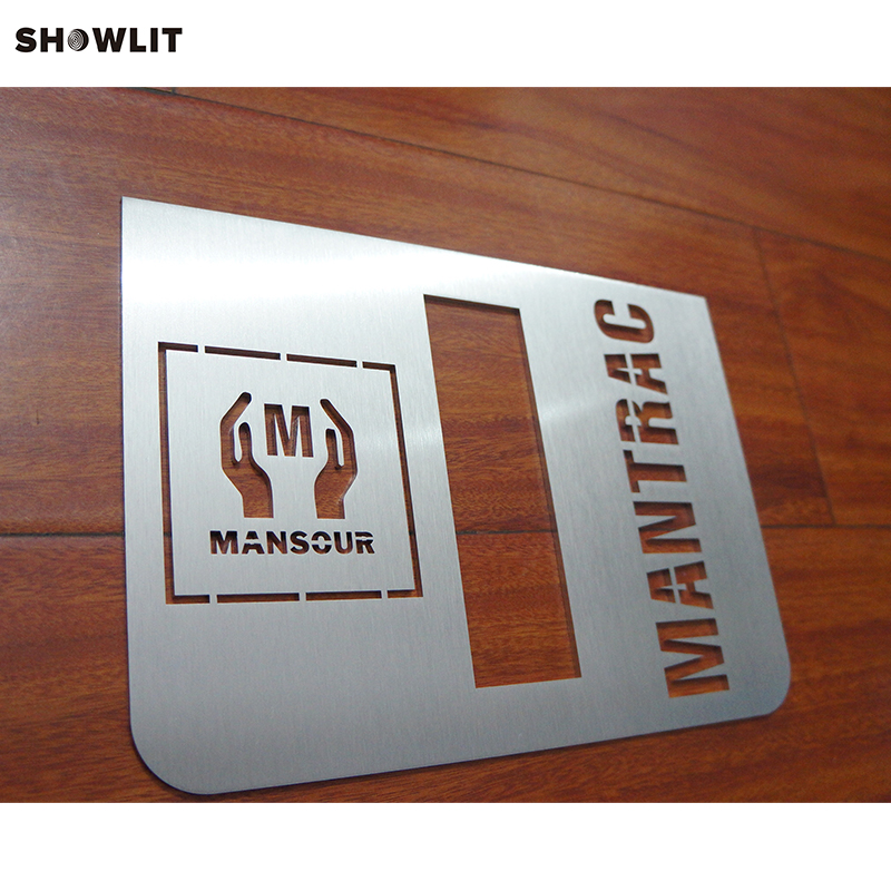 US $65.8 |Modern Building Apartment Door Numbers Cutting Customized  Signs-in Door Plates from Home Improvement on AliExpress - 11.11_Double ...