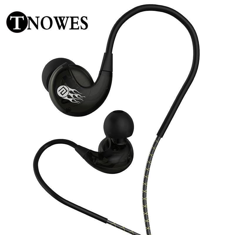 New sp90 font b waterproof b font font b earphones b font font b sports b