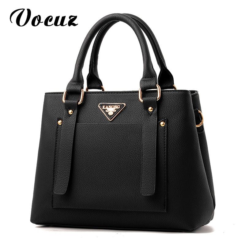 ФОТО 2017 Women  Letters Saffiano handbags Women Leather Commuter Office Ring tote bag Women's Pouch Bolsas Famous Ladys Flap bag