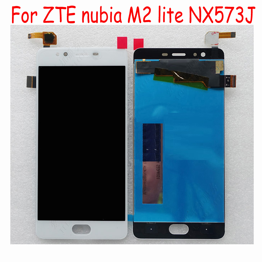 High Quality Tested For ZTE nubia M2 lite NX573J LCD Display and Touch Screen Assembly Phone Accessories For ZTE nubia M2 liteHigh Quality Tested For ZTE nubia M2 lite NX573J LCD Display and Touch Screen Assembly Phone Accessories For ZTE nubia M2 lite