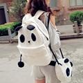 2015 New Popular Women Bags Lovely Panda Casual Women School Bag Convenient Backpack Women WXSY08735
