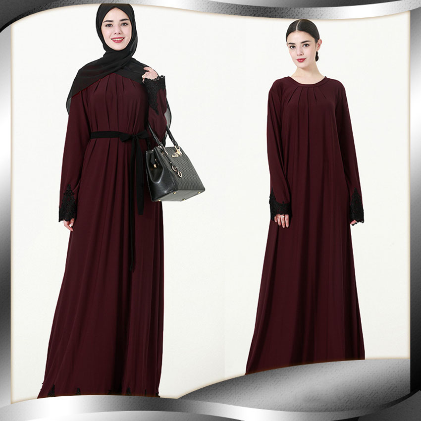 Women Maxi Cardigan Dress Muslim Costume Abaya Islamic Elegant Plus Size Turkish,Dubai,Arabic Ramadan Wear Women Bath Robe