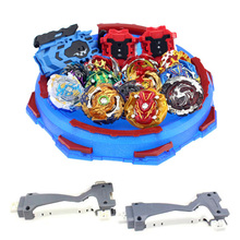 Tops Beyblade Burst Set Toys Beyblades Arena Bayblade Metal Fusion Fighting Gyro With Launcher Spinning Top Bey Blade Blade Toys new beyblade burst toys arena set sale beyblades toupie beyblade metal fusion avec lanceur god spinning top bey blade blades toy