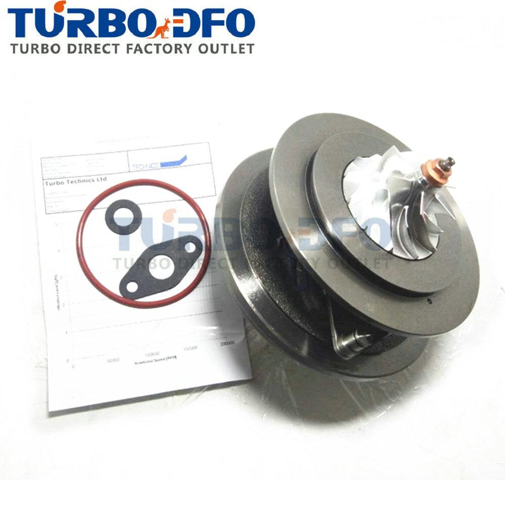 Pour BMW X1/X3 20D/2.0D F25 E84 135 Kw 184HP N47D20-NOUVELLE turbine TF035 49335-00600 cartouche CHRA 11658517452 turbolader noyau