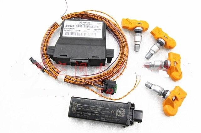 Система контроля давления в шинах CHESHUNZAI PQ35 TPMS PLATF 2,0 для Golf 6 Passat B7 CC Tiguan PQ35