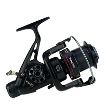 2017 New Spinning Fishing Reel 10+1BB 5.2:1 Saltewater Carp Long Casting Double Brakes Reel 19KG Max Drag Sea Boat Fishing Reel