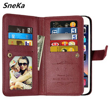 For Huawei Honor 10 case on Honor 9 cover For Huawei Honor 9 cases flip wallet Multi-card leather PU retro protection phone bags huawei honor 8c business case pu leahter cover for huawei honor8c wallet flip case anti knock phone cover