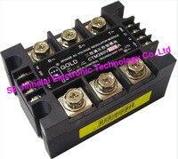 Новое и оригинальное CTM380V200A золото 3 фазы переменного тока твердотельные реле 200A
