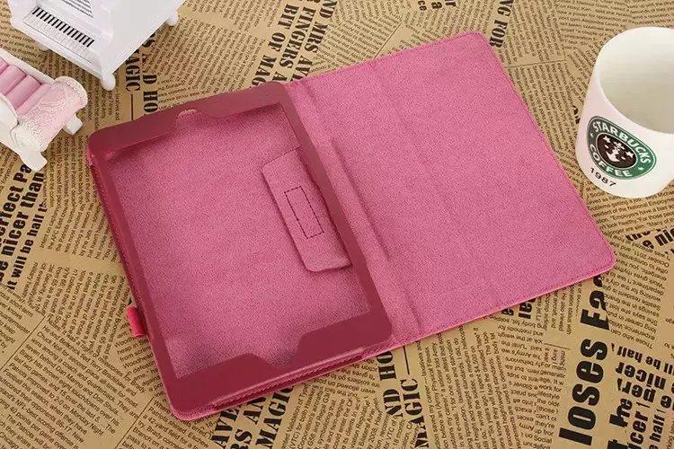 Para Ipad Mini 4 Funda Total Protección Red Flip Stand Funda de piel - Accesorios para tablets - foto 6