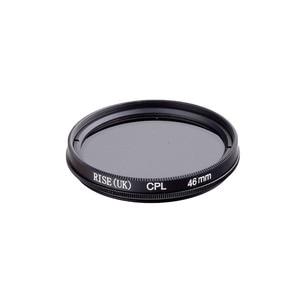 Image 1 - עלייה 46mm המקטב CPL C PL מסנן עדשת 46mm עבור Canon NIKON Sony אולימפוס מצלמה