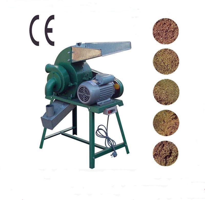 CF158 2.2KW Hammer Mill Animal Feed Hammer Mill