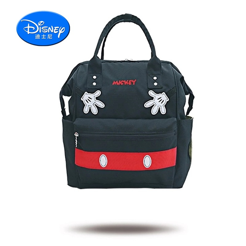Disney Large Mummy Bag Mummy Maternity Nappy Diaper Bag Infant Baby Multifunction Travel Backpack For Baby Care Insulation Bags disney large capacity baby bag stroller diaper bag mummy maternity nappy bag travel backpack for baby care insulation bags