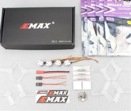 FPV EMAX F3 Фемто 6A пуля BLHeli_S ESC Emax RS1104 5250KV двигателя T2345 пропеллер