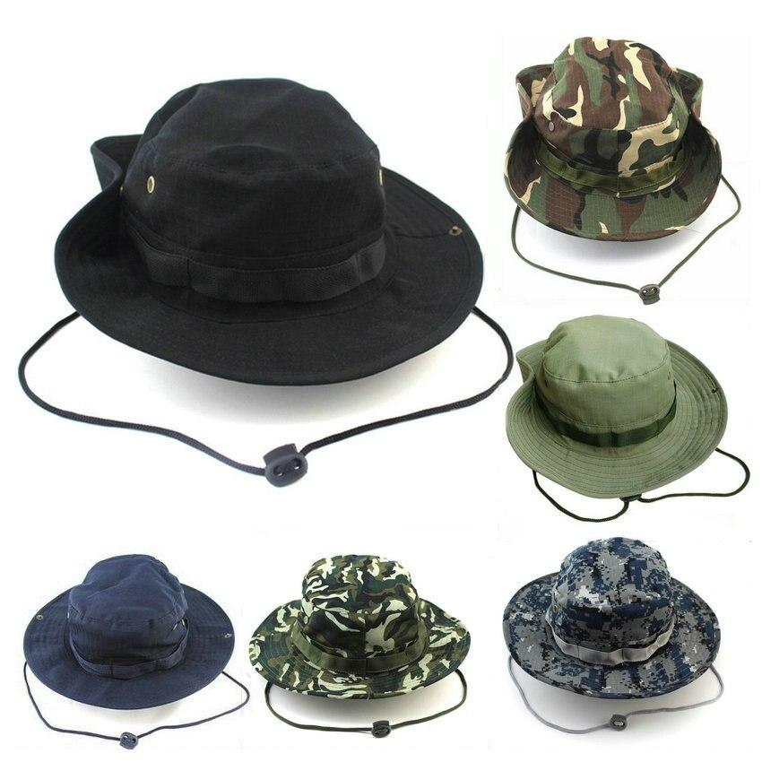 5337d66e950fc ⑧ colores táctico militar bionic camuflaje boonie sombrero pesca jpg  807x833 Sombrero boonie militar para decoraciones