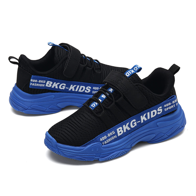 Image 4 - Breathable Children Shoes Soft Bottom Non slip Kids Sports Shoes 2019 Summer New Light Boys Girls Sneakers Size 28 39-in Sneakers from Mother & Kids