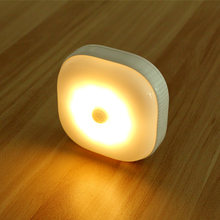 LED pod światła do szafki 10 leds czujnik ruchu PIR szafa nocna lampka ścienna dla szafa sypialnia korytarz szafka kuchnia