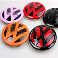 For New Polo 6R 2014 GTI VW  Logo Emblem Badge Mark Color Option Front Grille and Rear Lid Back Door