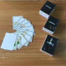 цена на Novelty Funny Casual Party Table Card Games Multiplayer Joking English Strange Cards Party board game Kid Toy Kid