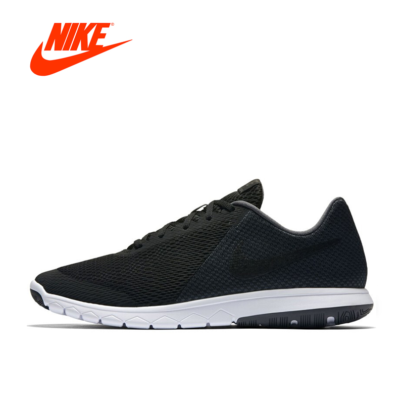 Intersport Original New Arrival Authentic NIKE FLEX EXPERIENCE RN 6 Men's Breathable Running Shoes Sports Sneakers спортинвентарь nike чехол для iphone 6 на руку nike vapor flash arm band 2 0 n rn 50 078 os