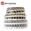 Direccionable 1 m/5 m/30/60/144 LEDs/m DC5V WS2813 RGB tira led del pixel ¡no impermeable IP30/revestimiento impermeable IP65/tubo IP67