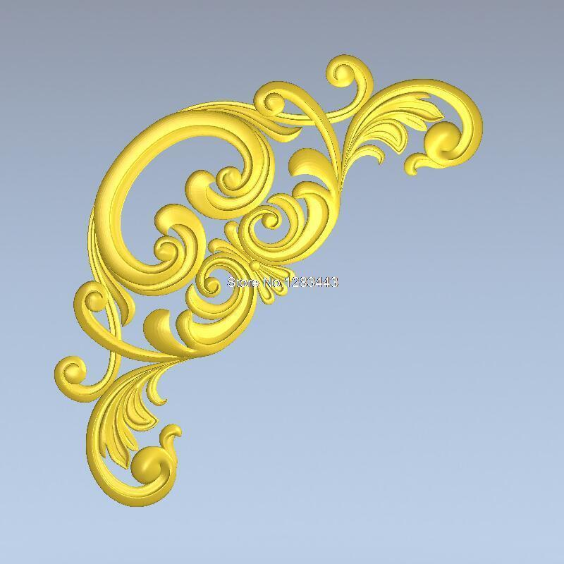 High Quality New 3D Model For Cnc 3D Carved Figure Sculpture Machine In STL File 3D Furniture Decoration Decor_132