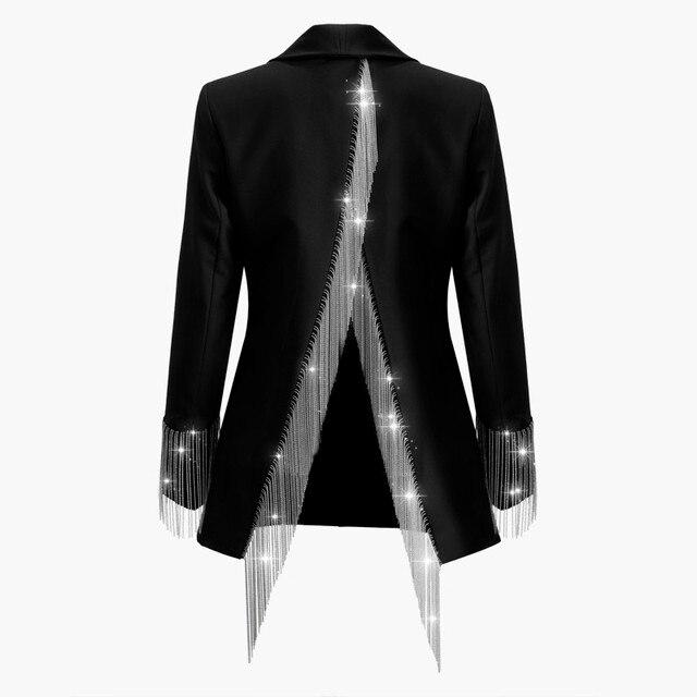 Fashion Black Blazer