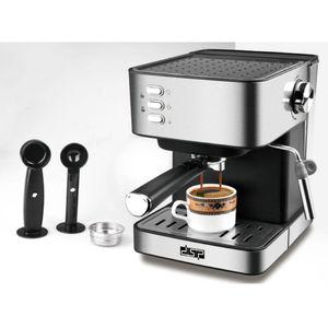 Image 4 - DSP חצי אוטומטי מכונת קפה נירוסטה אספרסו יצרנית באופן מלא פונקציונלי בית תצוגת מלא בקרת טמפרטורה