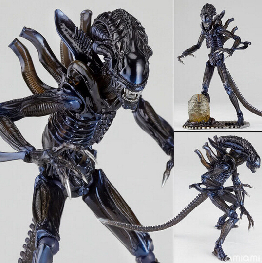 NEW hot 15cm Alien NO.016 warrior action figure toys collection with box
