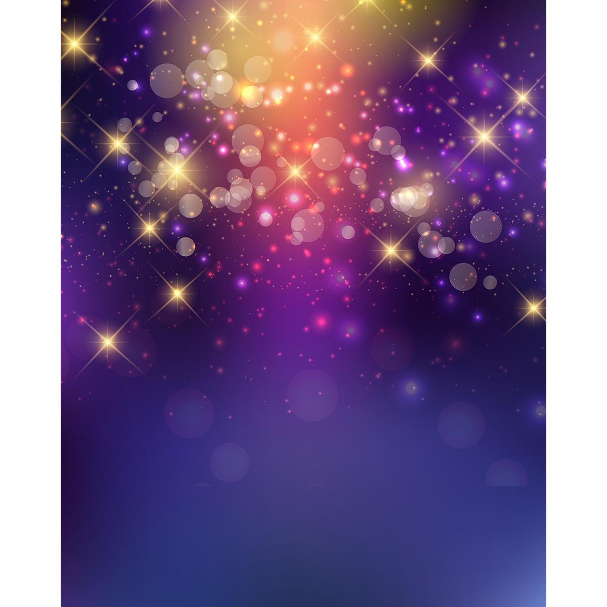 christmas photographic background the stars bokeh spot purple new year photo vinyl new fabric children in background from consumer electronics on