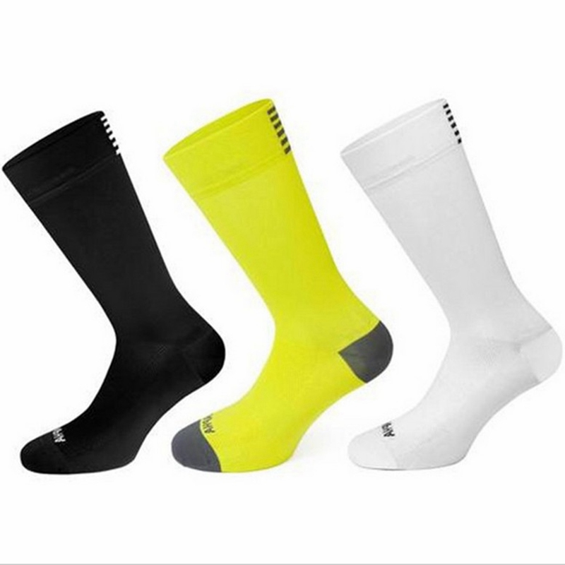 High Quality Professional brand sport socks Breathable Road Cycling Sock Outdoor Sports Mount Racing Bicycle Socks Footwear