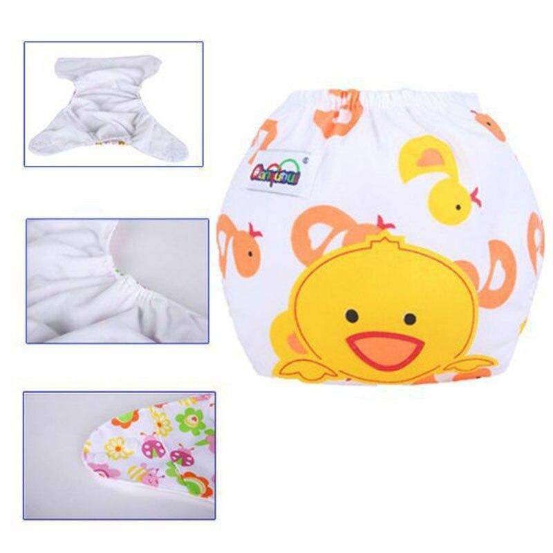 1 PC Wielokrotnego użytku Oddychające pieluchy dla niemowląt - Pieluchy i Trenowanie toalety - Zdjęcie 5