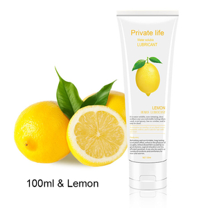 Image 3 - Fruit Flavor Lubricant for Anal Sex Oral Sex Massage Oil Lubricating Oil  Dropshipping